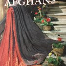 Quick Knit Afghans Leisure Arts 536 knitting Patterns by Linda Luder