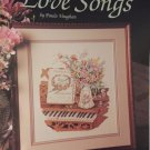 Leisure Arts 679 Love Songs by Paula Vaughan book 18 Cross Stitch Pattern Chart
