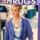 Crochet Shrugs Pattern 4 designs by Kay Meadors   Leisure Arts