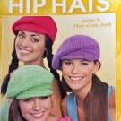 Leisure Arts 4627 Crochet Hip Hats crochet patterns by Mary Estok Nolfi
