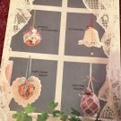 Annie's Attic Ornamental Keepsakes Thread Crochet Pattern 87F37