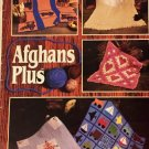 Annie's Attic Afghans Plus Crochet Pattern 87S54 Vintage Automobile afghan pluse more!