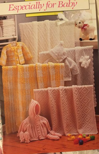 Especially for Baby Crochet Patterns Annie's Attic 87B94