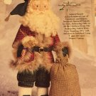 Santa Figure Jultomte Plastic Canvas patterns The Needlecraft Shop Old World Santa 964046