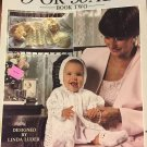 Leisure Arts 2283 For Baby Book 2 Infant Layettes either bedspread or baby yarn crochet pattern