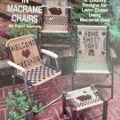 Macrame Lawn Chairs Pattern COUNTRY COMFORT Plaid Enterprises 8443