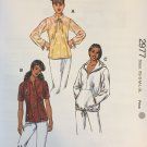 Kwik Sew Sewing Pattern 2977 Misses Womens Jacket Top Blouse Hoodie XS - XL