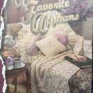 Annie's Favorite Afghans crochet patterns 50 designs HC book by Annie's Attic