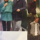 Vogue 8547 Unisex Jackets Sewing Pattern sizes Large to Extra Large