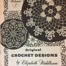 Elizabeth Hiddleson Crochet Patterns Vol.. 3 original crochet designs