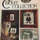 Cross Stitch Pattern The Cricket Collection No. 61 Folk Angels Three