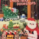 Plastic Canvas Pattern  3063 Christmas Doorstops American School of Needlework