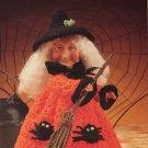 Annie's Crochet To Go Magazine No. 113 1998 October/November Policeman's hat, Basketball Headband