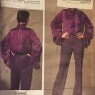 Vogue 1416 Guy Laroche blouse and pants pattern sizes 14 fo 22 Paris Original