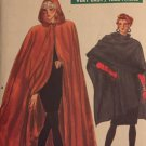 Vogue 7110 Misses Cape sizes 6 to 14 Sewing Pattern