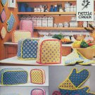 Butterick 4690 Nettle Creek Appliance Covers, Mitts and Pot Holders Pattern