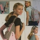 Butterick Patterns B5054 Young Adult Backpacks and Mp3 Player Cover, One Size Only