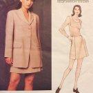Vogue 1489 American Designer Michael Kors Suit Jacket Skirt sewing pattern size 6  8 10