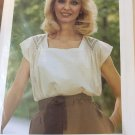 Santa Fe Blouse Tunic Jumper or Camisole Smocking Sewing Pattern by Sandy Hunter SH108
