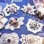Annie's Attic 879505 Victorian Pins Crochet Pattern By Carol Allen