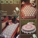 Magic Crochet Pattern Magazine Number 25 1983