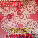 Magic Crochet Pattern Magazine Number 91 August 1994 Doilies, Irish crochet, Filet crochet