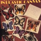 Butterfly Coasters In Plastic Canvas Leisure Arts #1311, Coasters & Holder,Plastic Canvas Pattern