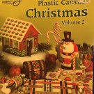 Plastic Canvas Pattern S-21 Christmas Volume 2 American School of Needlework