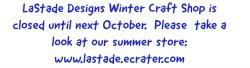 LaStade Designs and Patterns