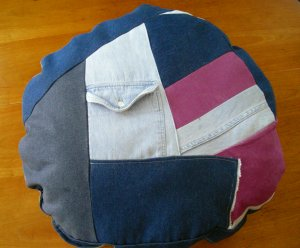 Hobo Pillow or Small Pet Bed