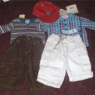 NEW 3 6 MONTHS BOYS GYMBOREE WINTER OUTFITS