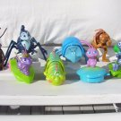 Complete Set of McDonald's McDonalds Bug's Bugs Life Toys  www.rootbeer.ecrater.com