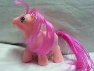 Vintage My Little Pony MLP Baby Earth Pony - Sweet Stuff - 1987  www.rootbeer.ecrater.com