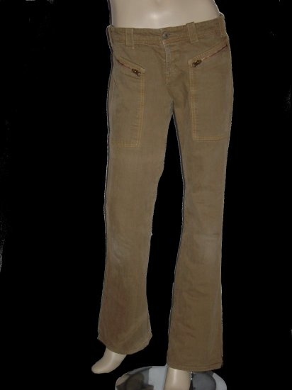 Womens 7 SEVEN FOR ALL MANKIND Skinny Jeans Sz 27 $225