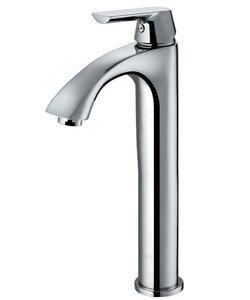 Vigo VG03013CH Single Handle Lavatory Vessel Faucet - Chrome