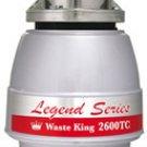 Waste King L-2600TC 1/2 HP Batch Feed Garbage Disposal  - Easy Mount