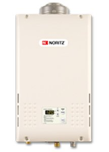 Noritz NR981-DVC-NG Indoor Concentric Vent Tankless Gas Water Heater