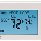 LuxPro P721UT Heat/Cool -Touchscreen Programmable -7 Day Thermostat