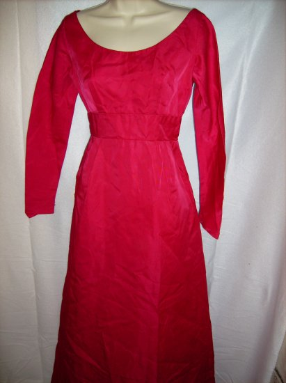 Red Formal Gown