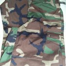 New Military Camo Pants X Small Long Over 32 Waist 27