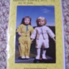 "Sashiko Resort Suit Pattern for 18"" Doll Shirley Holmes SH200"