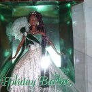 2005 Holiday Bob Markie African American Barbie Rare Green Silver Dress