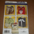 Simplicity Pattern 2352 Shopping Bag Tote Uncut