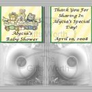 Personalized Babies Are Such Sweet Baby Shower Mint Topper Favors