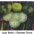 Aunt Ruby's German Green heirloom tomato seeds