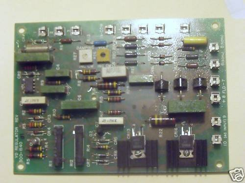 Onan 300-1540 YD Regulator Board