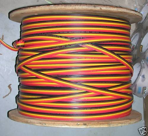 1000 Ft. Spool of Ribbon Wire for Harnesses Onan