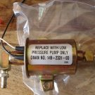 Onan 149-2331-03 Fuel Pump, US Made!  NEW