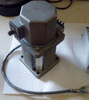 Barber Colman : Barber Colman Actuator DYNC 11020-000-0-12