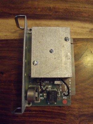 Onan Battery Charger 300-0794 PCB 24v, 2a